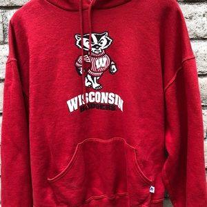 University of Wisconsin sweatshirt hoodie